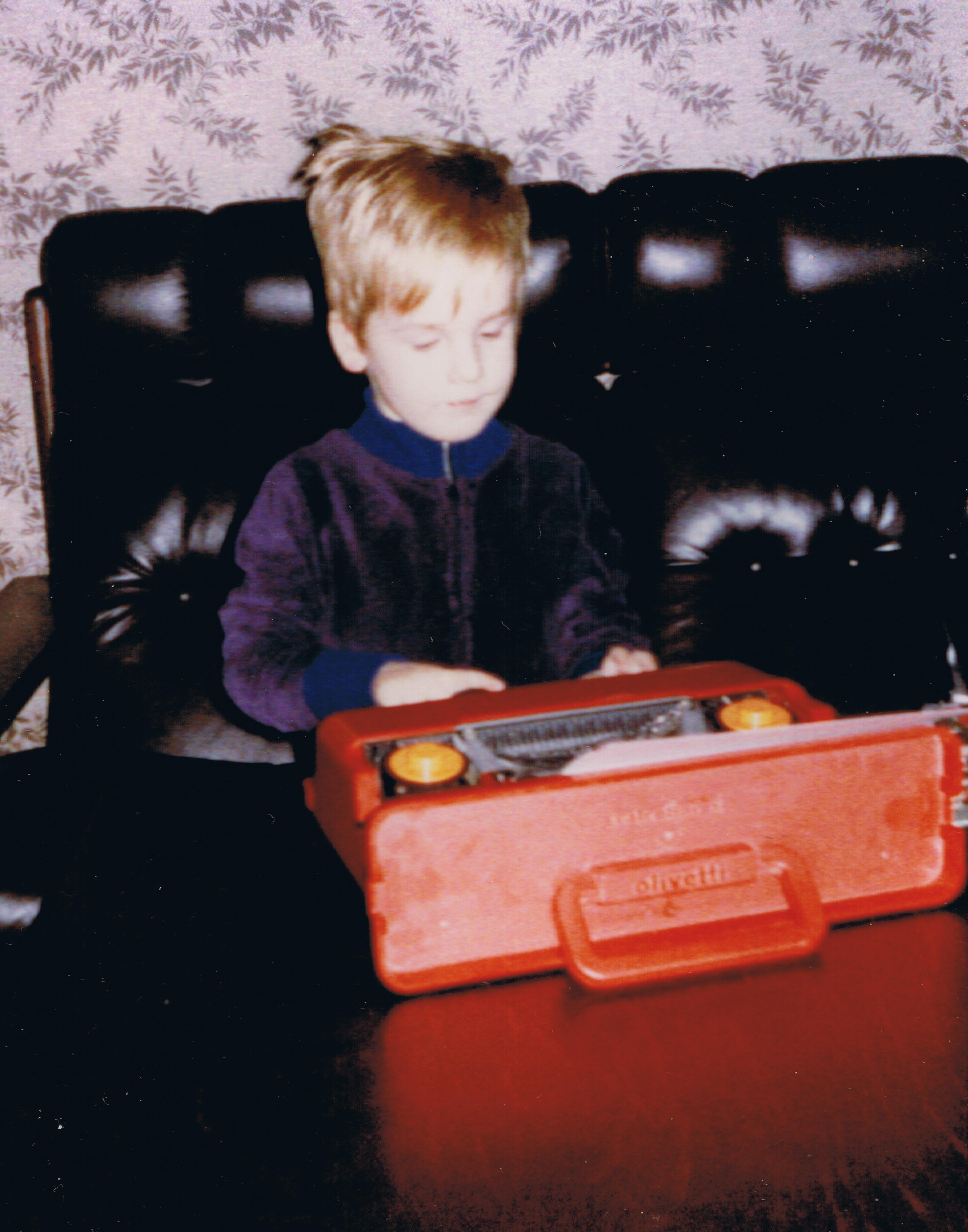 Tuomas ja kirjoituskone