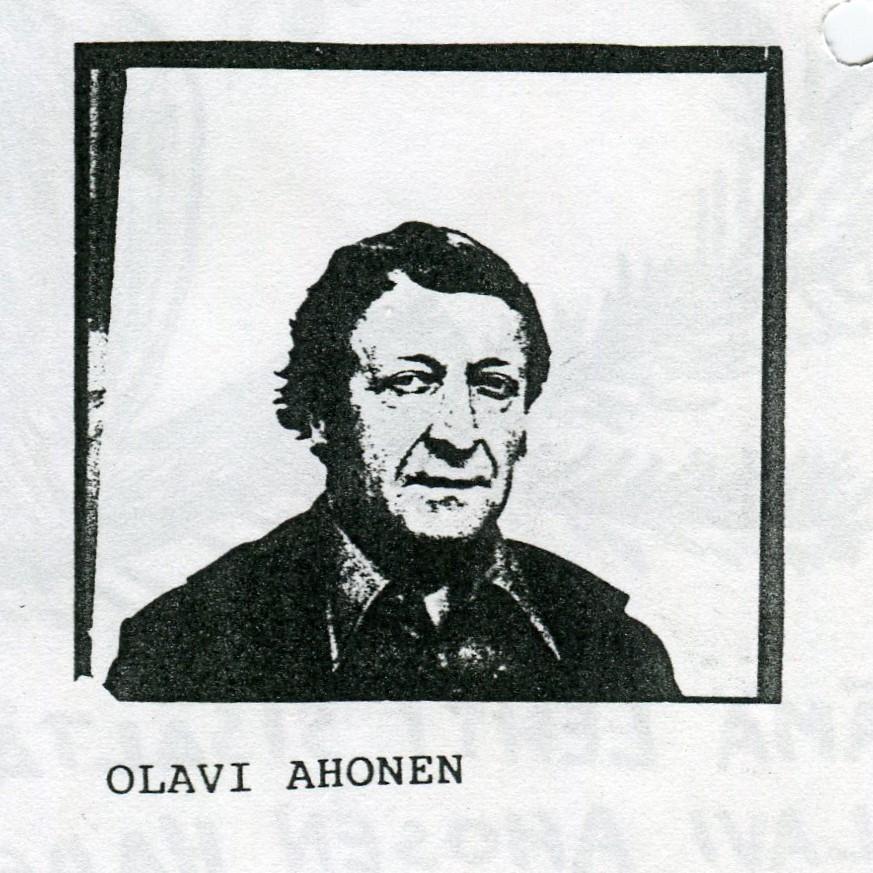 Olavi Ahonen99