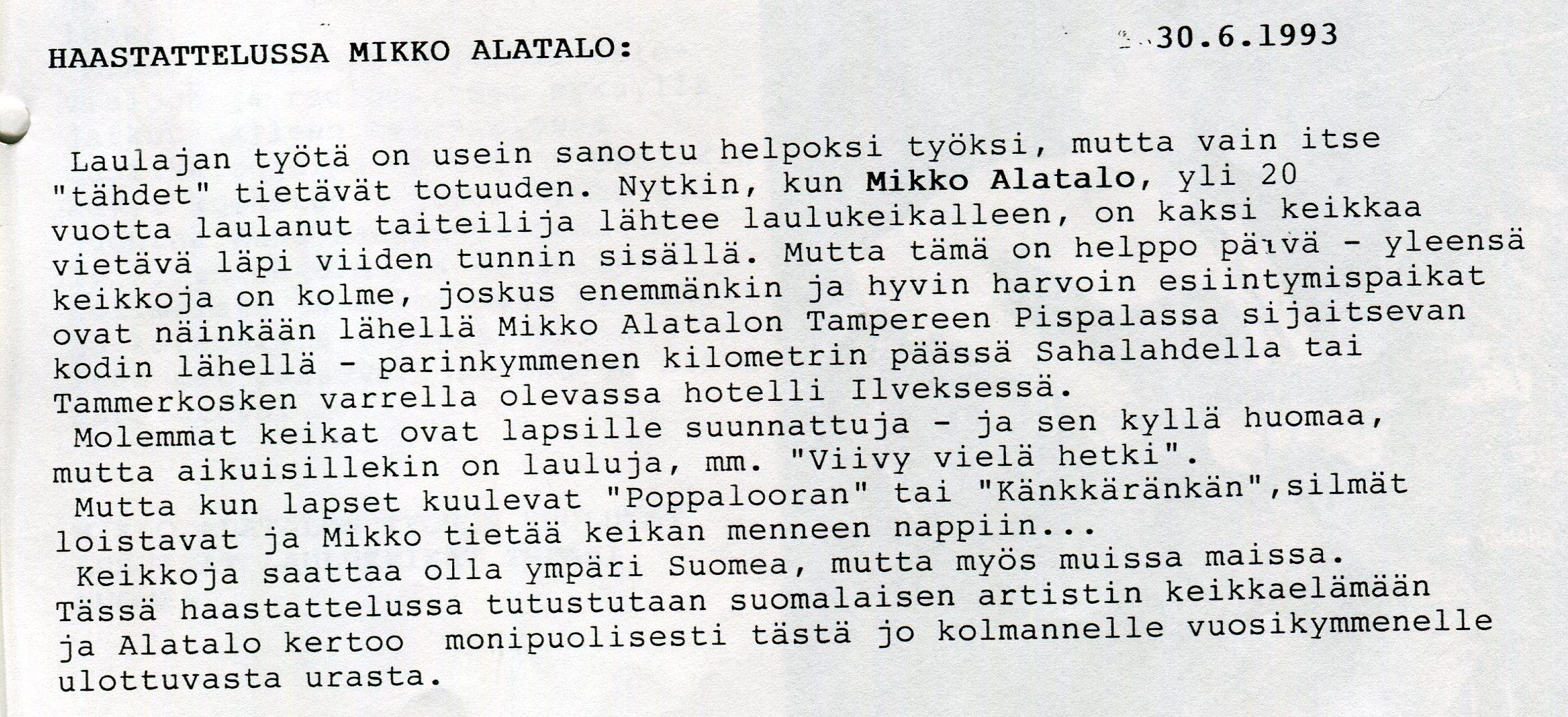 Mikko Alatalo135
