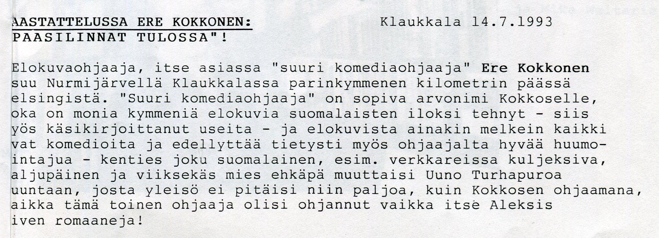 Ere Kokkonen145